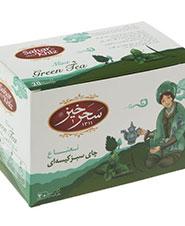 چای سبز کیسه ای نعناع سحرخیز 20عددی