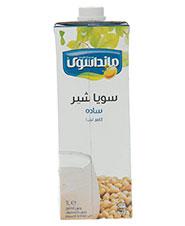 شیر سویا مانداسوی 1000 میلی لیتری