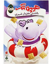 غلات صبحانه مغزدار شیری هیپوتک تک ماکارون 375 گرمی