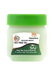وازلین ویتامینه درخت چایی ساج 60 میلی لیتری