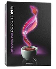 شکلات داغ مولتی کافه 12 عددی