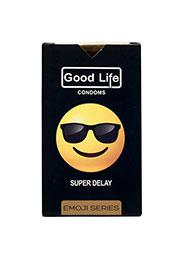 کاندوم سوپر ديلي سري ايموجي گودلايف 6 عددي