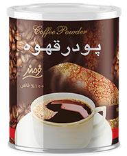 پودر قهوه و کافی میت فرمند