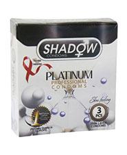 کاندوم پلاتینیوم تنگ کننده تاخیری خاردار 3 عددی