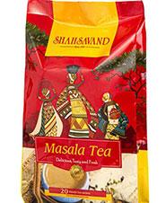 چای ماسالا شاهسوند 20 عددی