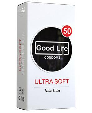 کاندوم بسیار نرم  سری تیک و تاک (کد50) گودلایف