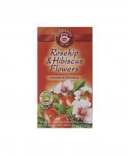 دمنوش گیاهی چای ترش و گل سرخ تی کانه 20 عددی