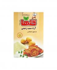 آرد سیب زمینی گلها جعبه200گرم