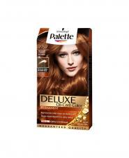 کیت رنگ مو پلت سری deluxe شماره 57-7 رنگ مسی 50 میلی لیتری