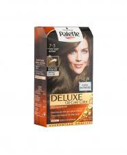 کیت رنگ مو پلت سری deluxe شماره 3-7