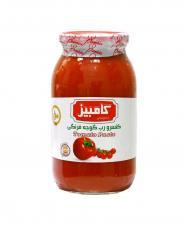 رب گوجه فرنگی کامبیز 500 گرمی