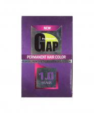 کيت رنگ مو زنانه گپ شماره 1.0 حجم 60 ميلی لیتری