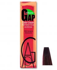 کيت رنگ مو زنانه گپ شماره 7/5 حجم 60 ميلی لیتری