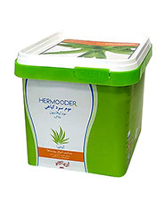 موم مناسب انواع پوست ها بدون جعبه هرمودر 750 گرمی