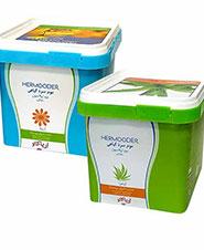 موم مخصوص پوستهای حساس بدون جعبه  هرمودر 750 گرمی