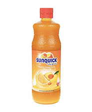 شربت هلو پرتقال سان کوییک 1100 گرمی