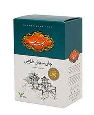 چای خارجه سیلان طلایی گلستان 100 گرمی