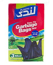 کیسه زباله آسان گره بزرگ  لندی  30 عددی
