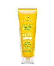 کرم ضد آفتاب 60 SPF ساده سینره  50 میلی گرمی