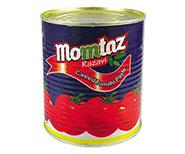 رب گوجه فرنگی قوطی ایزی اپن ممتاز رضوی 800 گرمی