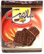 بيسکويت شيرمال کاکائويي سلامت 1200 گرم