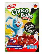 غلات صبحانه کاکائويي300 گرمي کوپا