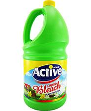 مايع سفيدکننده معطر  سبز اکتيو 4000 گرمي