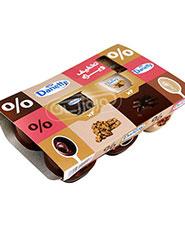 میکس دسر 6 عددی(4 شکلات-2کوکی) دنت  600 گرم
