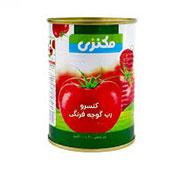 رب گوجه فرنگي قوطي مکنزي 400 گرم