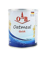 جو دوسر صبحانه فوري قوطي فلزي OAB