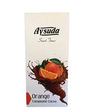 شکلات کاکائويي تابلت پرتقال آي سودا 75 گرم