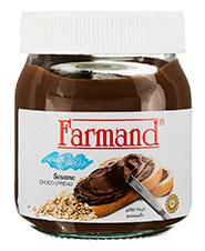 شکلات صبحانه کنجدي فرمند 330 گرم