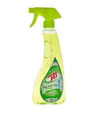 مايع شيشه پاک کن سبزسه گوش تاژ 500 گرمي