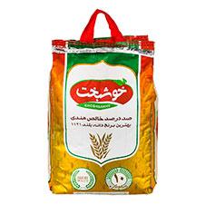 برنج هندی دانه بلند 1121 خوشبخت 10 کیلوگرمی