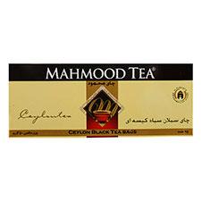 چای کیسه ای محمود 25 عددی