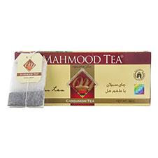 چای کیسه ای هل محمود 25 عددی