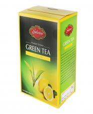 چای سبز لیمو گلستان 100 گرمی