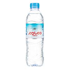 آب معدنی دماوند 500 میلی لیتری