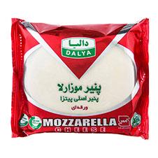 پنیر پیتزا  ورقه ای موزارلا دالیا 180 گرمی