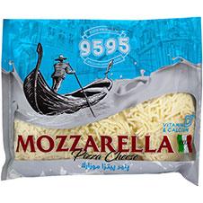 پنیر پیتزا رنده شده موزارلا 9595 180گرمی