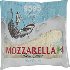 پنیر پیتزا رنده شده موزارلا 9595 500 گرمی