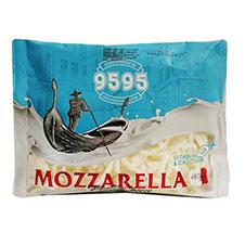 پنیر پیتزا رنده شده موزارلا 9595 1000 گرمی