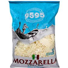 پنیر پیتزا رنده شده موزارلا 9595 2000 گرمی