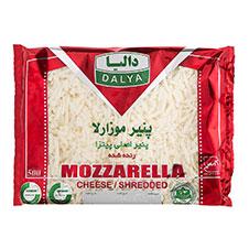 پنیر پیتزا رنده شده موزارلا دالیا 500 گرمی