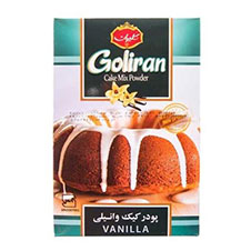 پودر کیک وانیلی گلیران 500 گرمی