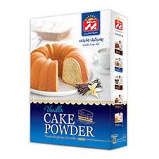پودر کیک وانیلی برتر 450 گرمی