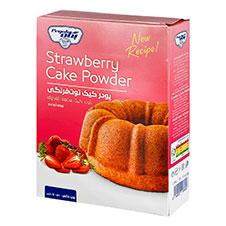 پودر کیک توت فرنگی پگاه 500 گرمی