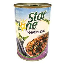 کنسرو خوراک بادمجان لون استار 420 گرمی