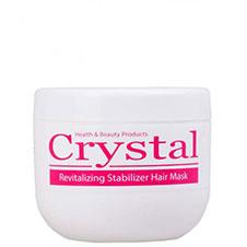ماسک موی تثبیت کننده رنگ مو کریستال 500 میلی لیتری