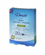 نوار موبر صورت مناسب پوست هاي حساس حاوي صمغ کندر ديمپلز 6 گرمی
